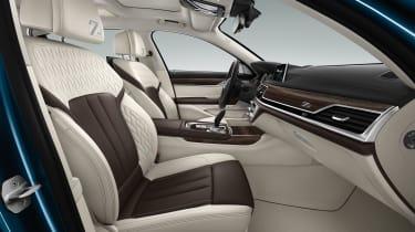 BMW 7-series 40 Jahre - Interior