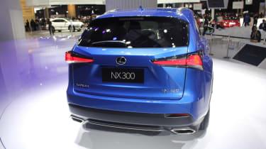 Lexus NX300 - live rear 2