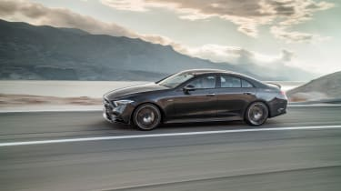 Mercedes-AMG CLS53 – side