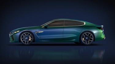 BMW M8 Concept - profile