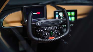 Hennessey Venom F5 interior