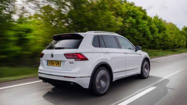Volkswagen Tiguan R-Line – Rear