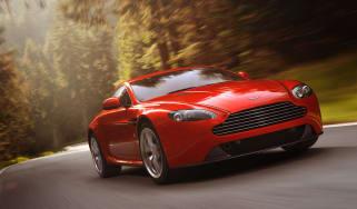 Driven: Aston Martin V8 Vantage
