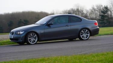 Morego BMW 335i v BMW M3 review
