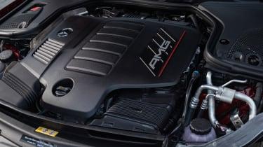 Mercedes-AMG E53 Cabriolet US - engine