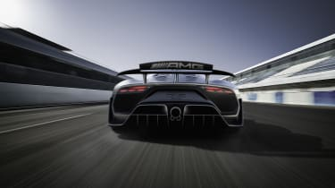 Mercedes-AMG Project 1 - rear