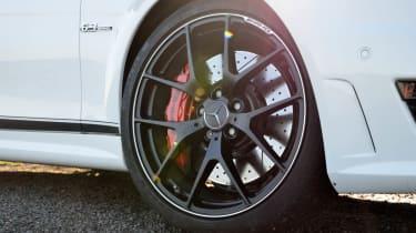 Mercedes C63 AMG Edition 507 alloy wheel