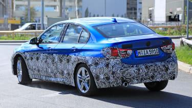 BMW 1-series saloon - rear quarter
