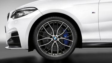 BMW M240i M Performance - wheel