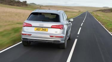 Audi Q5 S Line TFSI - rear