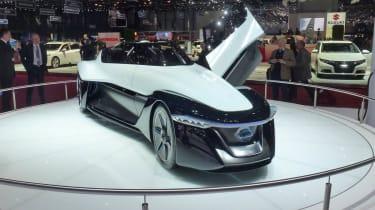 Geneva supercars: Nissan Bladeglider