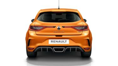 Renault Megane RS - rear