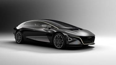 Lagonda Vision concept - front quarter