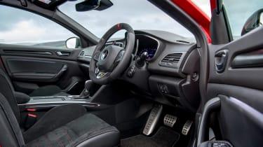 2021 Renault Megane RS300 DCT - dash