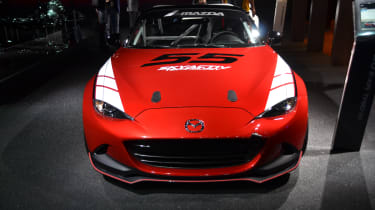 Mazda MX-5 Global Cup race car