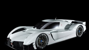 Toyota Gazoo Racing GR Super Sports Concept – front quarter