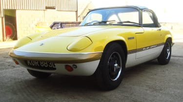 Harry Metcalfe's Lotus Elan Sprint evo video diary