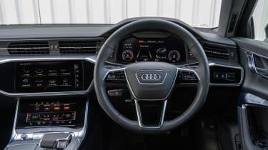 Audi A6 Allroad 2021 – dash