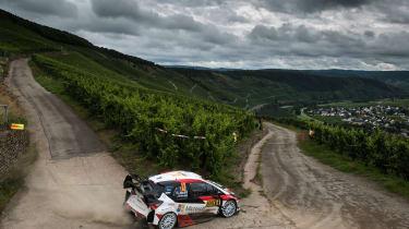 WRC Rally Germany - Toyota Yaris
