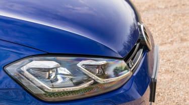 Volkswagen Golf R - front