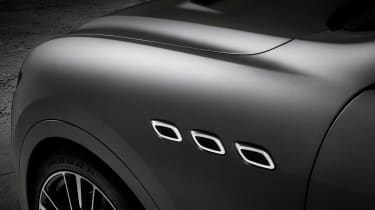 Maserati Levante Trofeo - intakes