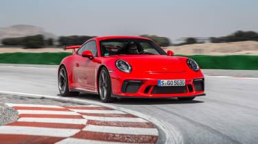 Porsche 911 GT3 manual -