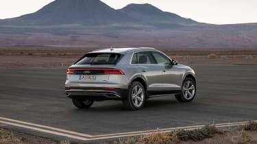 Audi Q8 – rear quarter