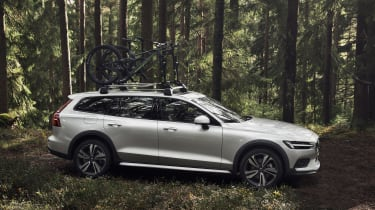 Volvo V60 Cross Country - side