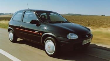 Vauxhall Corsa sport (B gen)
