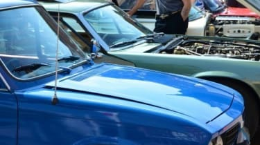 Coventry Motofest - Static display
