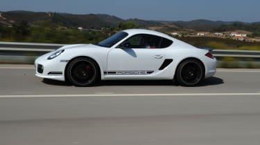 Porsche Cayman R   evo
