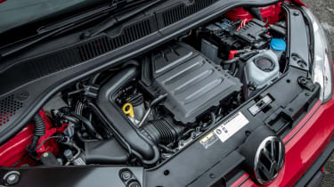 VW Up GTI - Engine