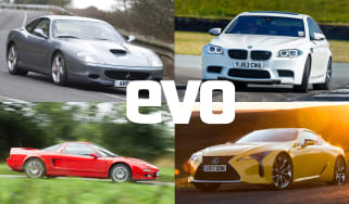 Best cars to buy for £50,000 main