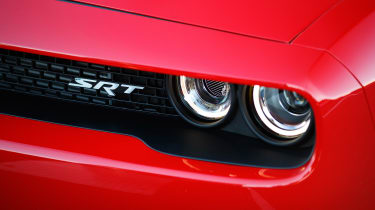 Dodge Demon headlight 2