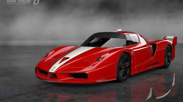 Ferrari FXX Gran Turismo 6