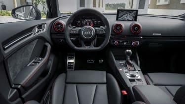 Audi RS3 Sportback Grey interior