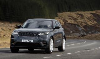2021 Land Rover Range Rover Velar – front