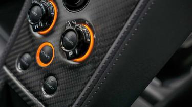 MSO McLaren 650S carbon interior