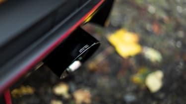 Manhart Toyota Supra exhaust