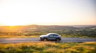 Porsche Cayenne Turbo GT – pan