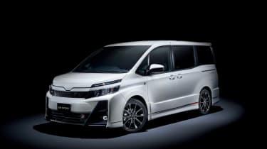 Toyota Voxy GR SPORT - front quarter