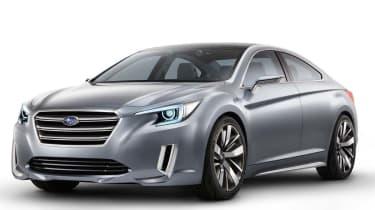 Subaru Legacy Concept shown