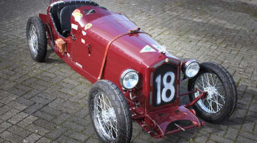 Bonhams Spa Classic - Alfa 8C