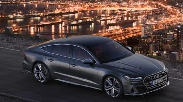Audi S7 2019 - top
