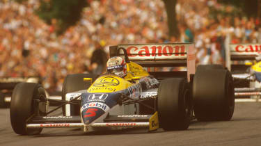Williams FW11