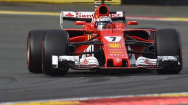 F1 Spa 2017 - ferrari1