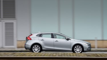 Volvo V40 2016 facelift - Inscription profile