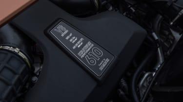 Startech Aston Martin DB11 – engine bay