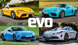 Best sports cars 2021 main
