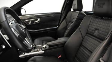 Brabus 850 Biturbo interior leather